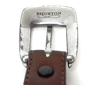 Brighton Accessories - Cody Turquoise Taper Belt by Brighton Size 40